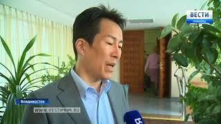 Японцы представили на суд жителей Владивостока проект глобальной реконструкции города