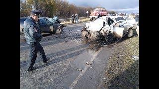 Смертельное ДТП в Мордовии: 4 погибших