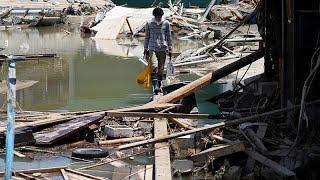 Япония: число тайфуна растёт