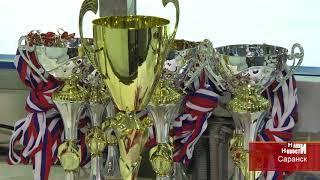 Награждение победителей и призеров первенства Республики