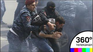 В Ереване полиция разогнала митингующих и задержала лидера оппозиции - СМИ2