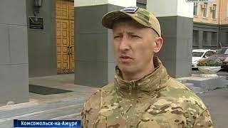 Учения антитеррор ФСБ