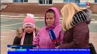 Саранск в день траура скорбит по погибшим в Кемерово