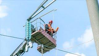 В Югре соревнуются лучшие энергетики страны