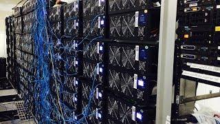 Череповецкий криптовалютчик задолжал за электричество круглую сумму
