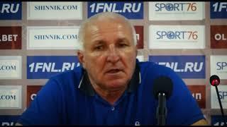 «Шинник» и «Краснодар-2» сыграли вничью в матче ФНЛ