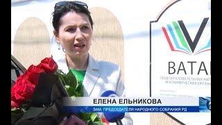 Торжественная линейка для школьников прошла в Дагестане