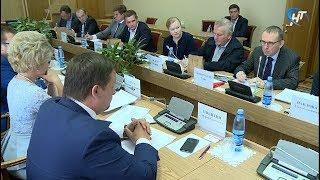 Новгородскую область посетила делегация Бельгийско Люксембургской Торговой Палаты