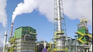 КуйбышевАзот в Тольятти применяет современные методы обеспечения экологической безопасности