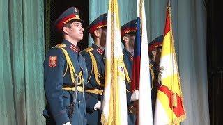 В Ставрополе отпраздновали 100-летие создания военных комиссариатов.