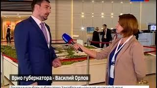 Врио губернатора Амурской области назначен Василий Орлов