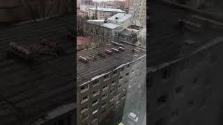 Подростки бегали по краю крыши 5 этажного дома в Ставрополе