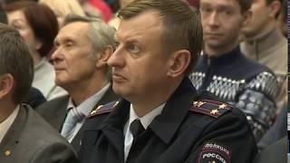 И.о. мэра Ярославля Владимир Волков встретился с жителями Дзержинского района