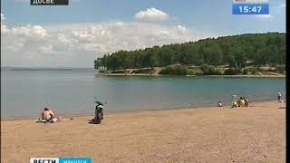 Купаться опасно в семи водоёмах Иркутской области