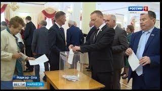 На сессии Госсобрания депутаты одобрили кандидата на должность судьи Конституционного суда