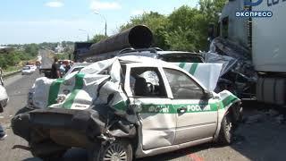 Страшная авария под Мокшаном унесла жизни четырех людей