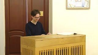 Немецкий композитор Флориан Шахнер выступил на фестивале «Екатеринодарские музыкальные вечера»