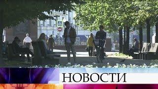 Сегодня и завтра в Москве ожидается теплая и солнечная погода.