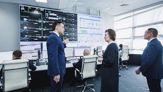 Наталья Комарова посетила технологический центр «Бажен»