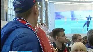 Ранним утром экстренно эвакуировали пассажиров и сотрудников красноярского аэропорта