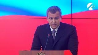 Врио губернатора Астраханской области Сергей Морозов намерен приумножать достижения региона