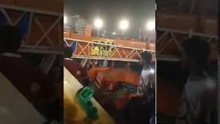 Karachi askari park Accident [ 2018]