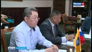 В Калмыкии может быть введен режим ЧС по саранче