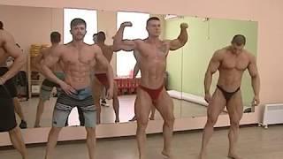 На Дону прошел турнир по бодибилдингу и фитнес-бикини