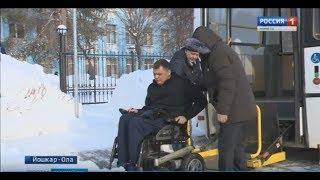 На выборах Президента РФ для людей с ограниченными возможностями оборудуют 6 участков