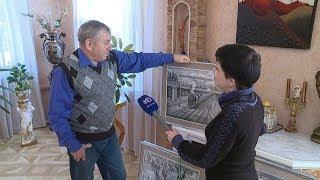 Художник Владимир Бирлюков отметил 70-летие