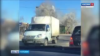 Жильцов сгоревшего дома в Петрозаводске расселят в маневренном фонде