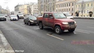 Дураки и дороги Подборка ДТП 2018 Сборник безумных водителей #210