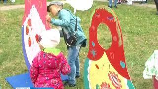"""В Дивногорске прошел фестиваль детского творчества """"У дивных гор"""""""
