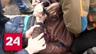В Симферополе задержали украинского шпиона - Россия 24