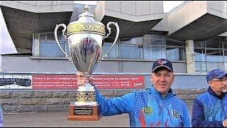Сборная Югры стала чемпионом России по пожарно-прикладному спорту