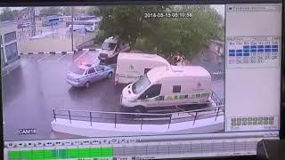 Погоня за похитителями Infiniti, устроившими в Воронеже перестрелку с полицией