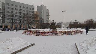 Национальный траур: свердловчане почтили память погибших в Кемерове