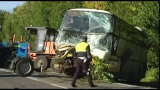 Более 20 ярославцев пострадали в ДТП в Краснодарском крае