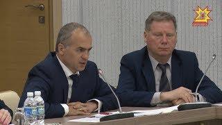 Ещё одна проблемная тема—строительство жилого дома на территории 27 чебоксарской школы.