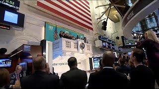 Dow Jones пошёл в рост