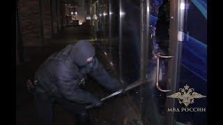 Опубликовано видео задержания организаторов нелегальных казино в Калининграде