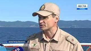 Международные учения подразделений береговой охраны России и Южной Кореи прошли в Приморье