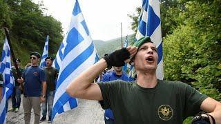 Македонский вопрос: соглашение на фоне протестов