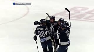 Хоккеисты «Алмаза» проиграли «Динамо» в Санкт-Петербурге