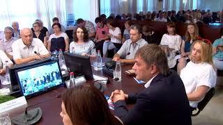 В Саратове Вячеслав Володин обсудил судебную реформу