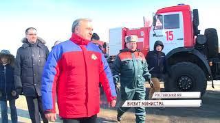 Владимир Пучков высоко оценил готовность области к весеннему половодью