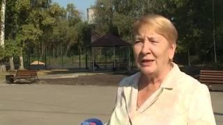 Новая спортплощадка в Ряжске