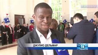 В Дагестане растет число иностранных студентов