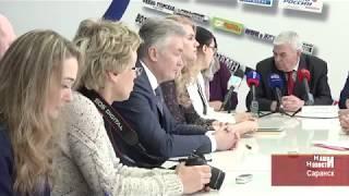 Общественная палата Мордовии обсудила прошедшие выборы Президента РФ