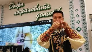 Виртуоз кубызист мира Миндигафур Зайнетдинов
